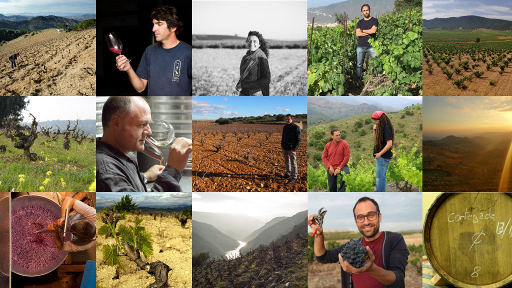 Winemakers Vinateros
